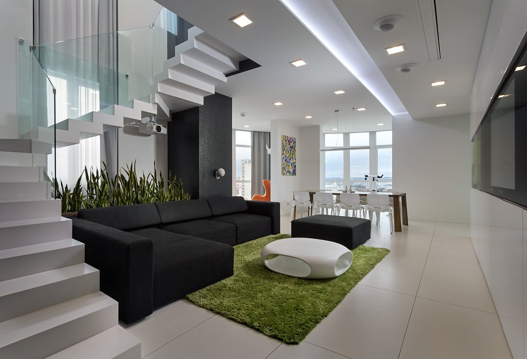 Private apartment by Yermolov & Аtmosfera Design