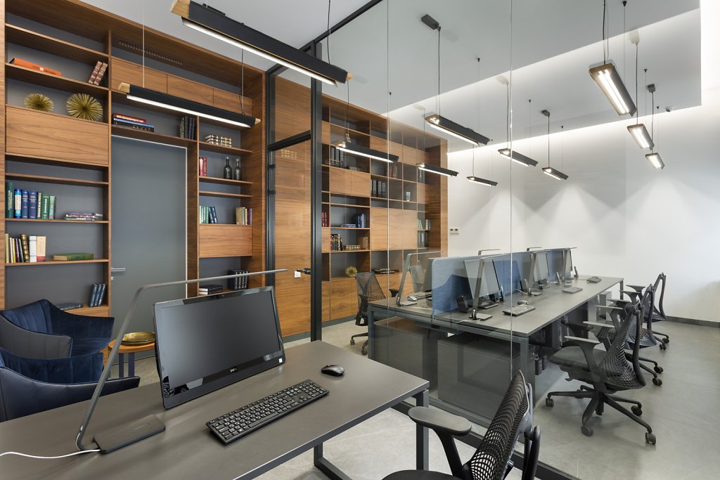 Office by Double I Group