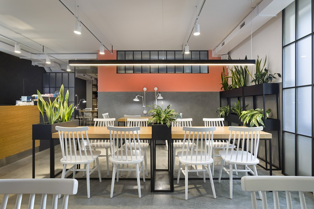 Eatery Family Cafe by Maria Tselik, Canape Agency